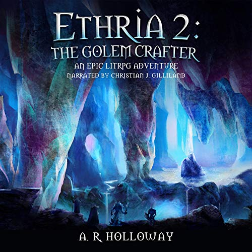 Ethria 2: The Golem Crafter  By  cover art
