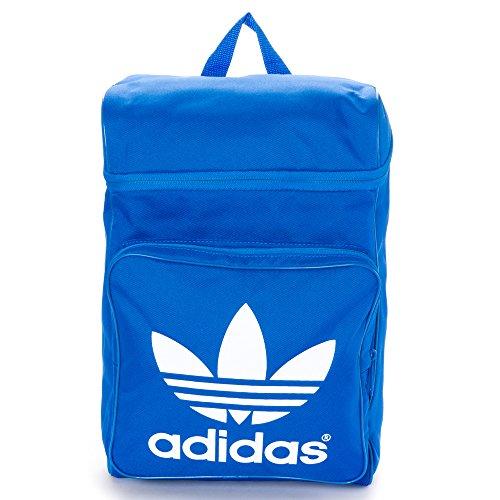 (アディダス) Adidas オリジナルス BP CLASSIC ユニセックス バックパック ブックバッグ ブルー F76909 [並行輸入品]