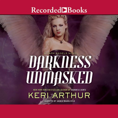 Darkness Unmasked audiobook cover art