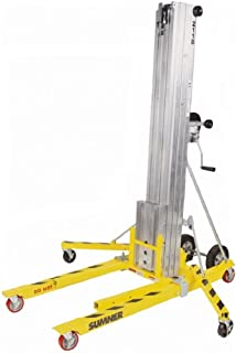 duct lift capacity
