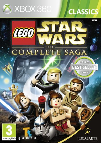 LEGO Star Wars: The Complete Saga (Xbox 360) [UK IMPORT]