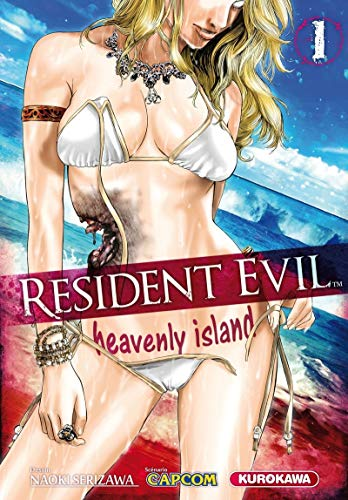 Resident Evil - Heavenly Island - tome 01 (1)