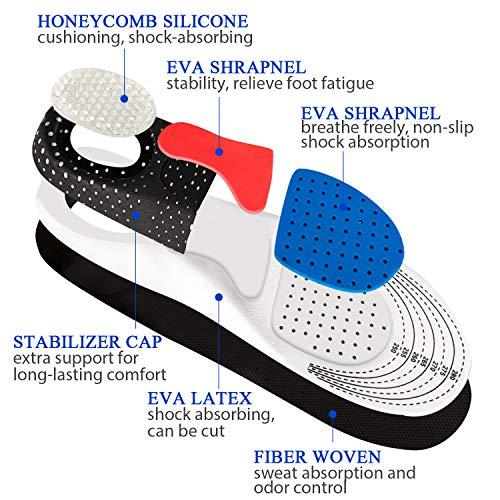 Shoe Insoles for Men & Women