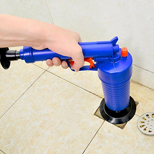 Toilette Plunger, Power Cleaned WC Rohr,...