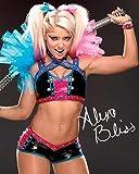 FRAME SMART Alexa Bliss WWE #3 | gedrucktes