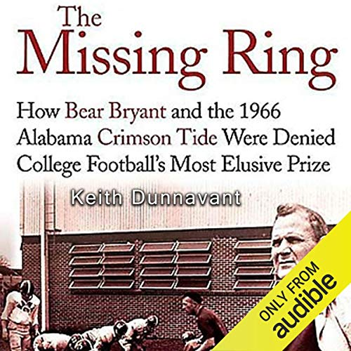 The Missing Ring cover art