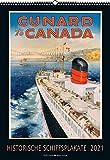 Historische Schiffsplakate 2021 -