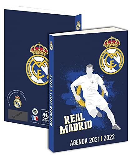 Agenda escolar Real Madrid 2021-2022