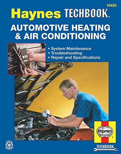 Haynes Techbook Automotive Heating & Air Conditioning