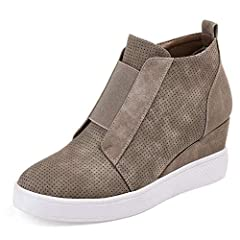 Breathable pinhole fabrics,ensuring long time walking comfort,excellent quality and exquisite stitching to meet your demanding requirements. Non-slip rubber outsole and a padded insole provide adequate cushioning for feet,meet various occasions,can b...