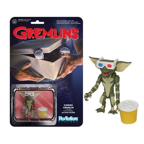 Funko Gremlins Cinema Gremlin Reaction 3 3/4-Inch Retro Action Figure by