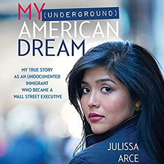 My (Underground) American Dream audiobook cover art