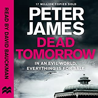 Couverture de Dead Tomorrow