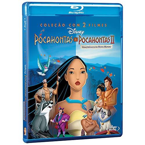 Pocahontas - Coleção com 2 Filmes [BLU-RAY]