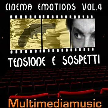 Cinema Emotions, Vol. 4 (Tensione e sospetti - Tense and Suspects)
