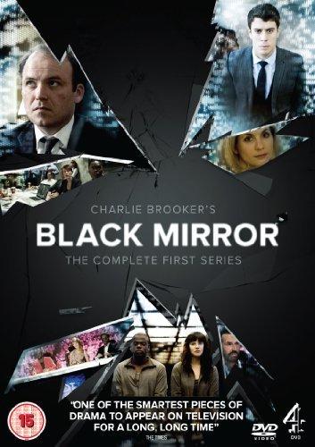 Black Mirror: Complete Series 1 by ***** NON-U.S.A. FORMAT: PAL + Region 2 + U.K. Imp