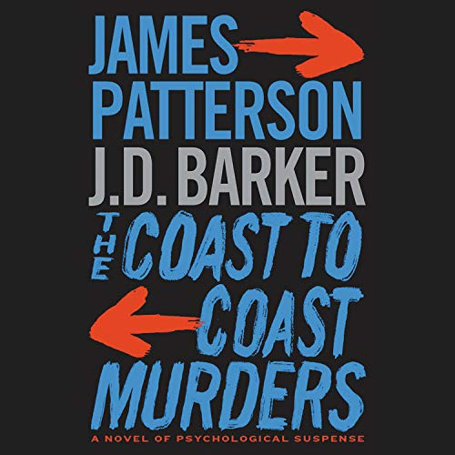 Page de couverture de The Coast-to-Coast Murders
