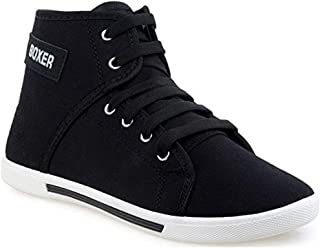 Longwalk Mens Boxer Shoes Casual Sneakers