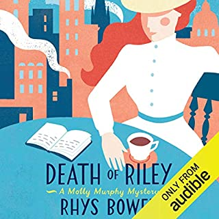 Death of Riley cover art