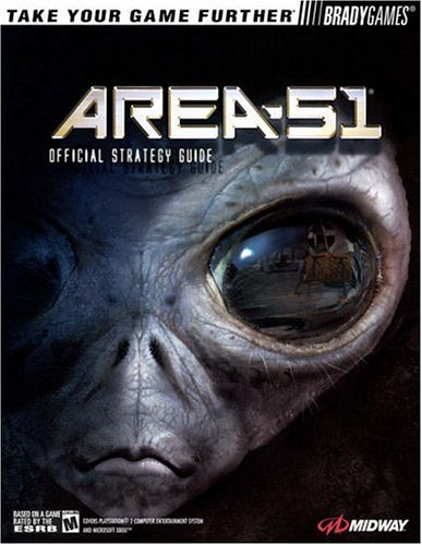 AREA 51® Official Strategy Guide