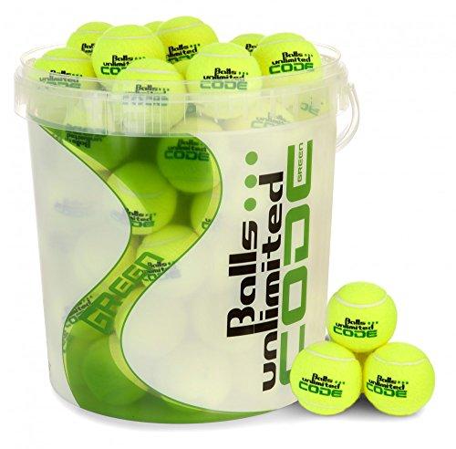 Balls ... unlimited Code Green Ball Bucket Green