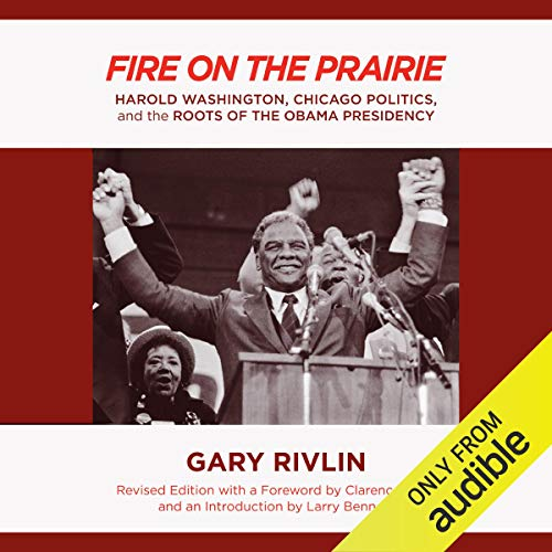 Fire on the Prairie cover art