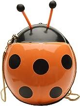 Goddessvan 2019 Women Ladybug Bag Lady Chain Messenger Bag Crossbody Cartoon Small Bag Girl Child Bag