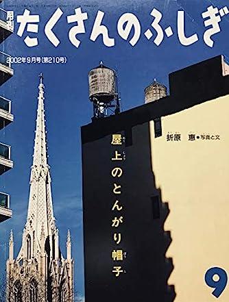 屋上のとんがり帽子(月刊たくさんのふしぎ2002年9月号)