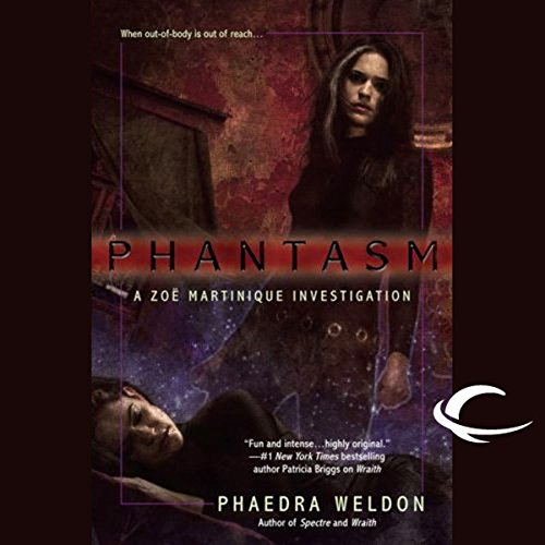 Phantasm cover art