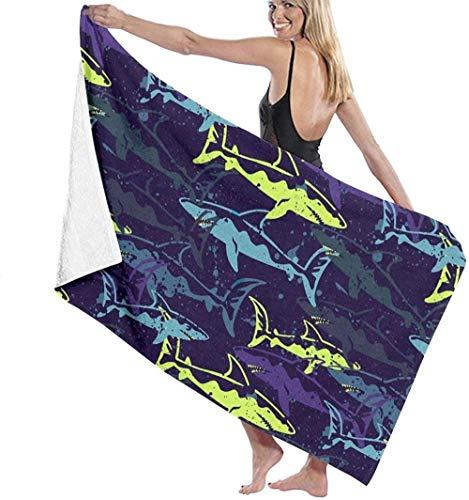 Las toallas de baño de microfibra súper suaves se utilizan para baños en interiores, piscinas de aguas termales y spa de hoteles,Manta portátil de secado rápido para mujeres de ducha de baño de