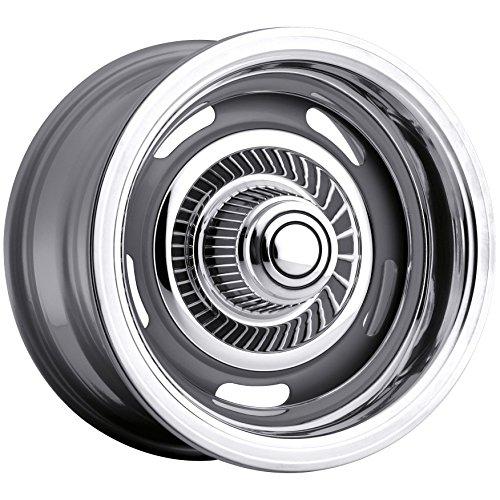 "Vision Rally 55 Silver Wheel (15x8""/5x5.0"")"