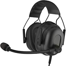 LEZDPP E-Sports Game Headset 7.1 Channel Surround Sound Noise Reduction Dual Wheat Subwoofer Game Headset