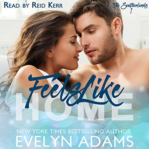 Feels Like Home audiobook cover art