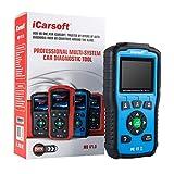 iCarsoft MB V1.0 OBD2 Diagnostic Tool for...