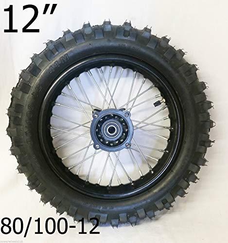 Black ORANGE IMPORTS 6 Quad Bike Tyre 145//70-6