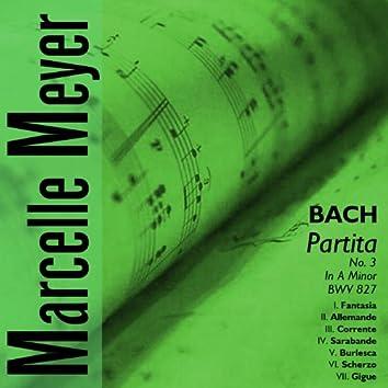J.S.Bach - Partita No.3 in A Minor, BWV 827