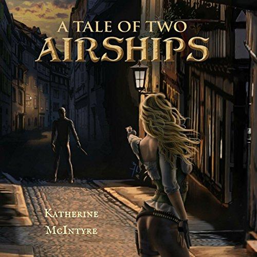 A Tale of Two Airships audiobook cover art