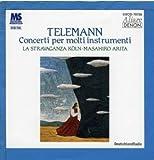 Telemann:Concertos