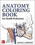 Anatomy Coloring Book for Health Professions