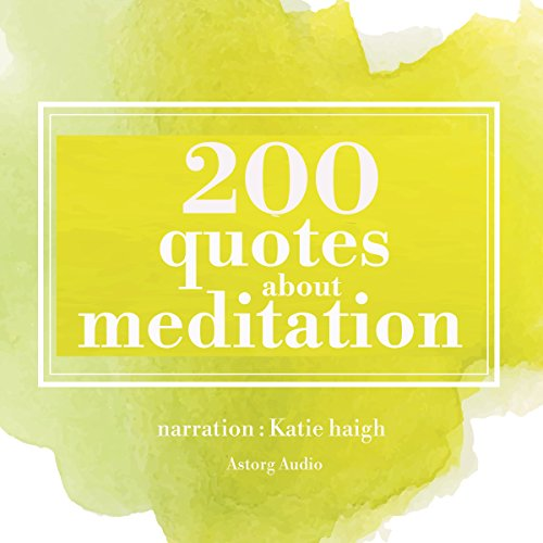 200 Quotes for Meditation cover art
