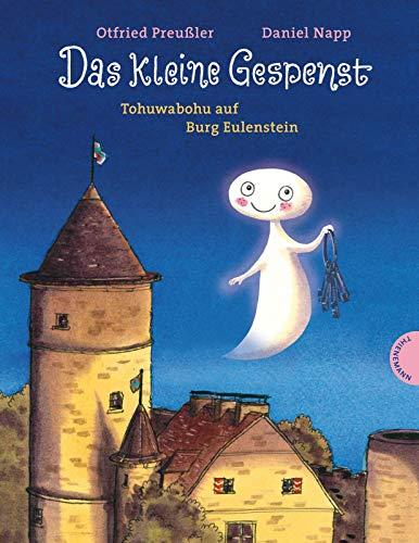Das kleine Gespenst: Tohuwabohu auf Burg Eulenstein | Lustige Gespenstergeschichte für Kinder ab 4 Jahren