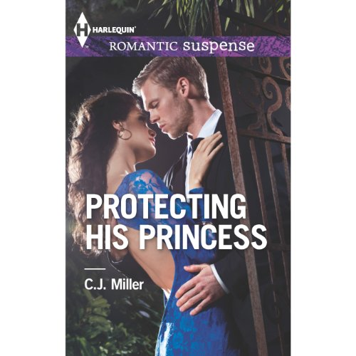 Protecting His Princess audiobook cover art