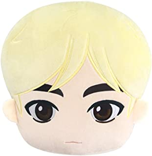 NARA HOME DECO BTS Character Official Merchandise BTS Character Face Cushion Jin