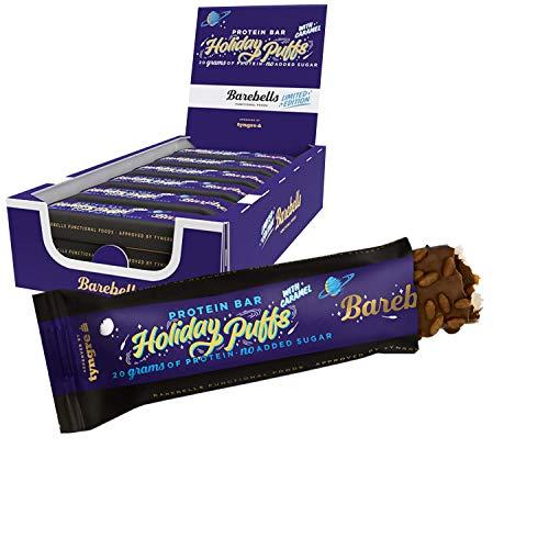 Barebells Protein Bar Holiday Puffs 12x55g