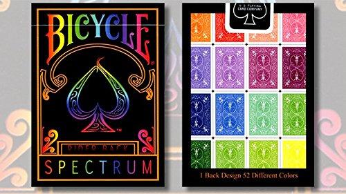 Bicycle Spectrum (Jeu de 54 cartes)