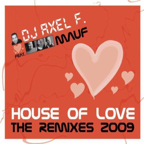 Dj Axel F. Feat. Mauf