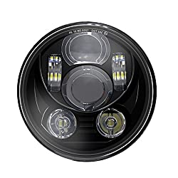 best top rated harley headlights 2021 in usa