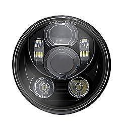 Best LED headlight for Harley Sportster