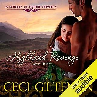 Highland Revenge audiobook cover art