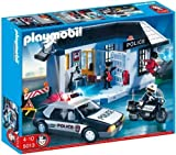 Playmobil - 5013 - Set complet de police américaine